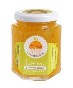 Mermelada de limon y miel de azahar