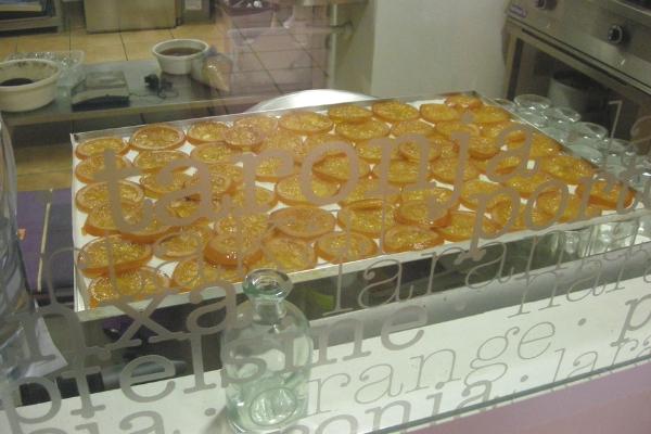 fabricación a la carta tarongina