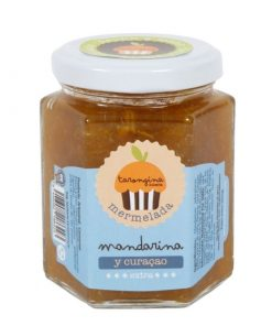 mermelada de mandarina y curaçao