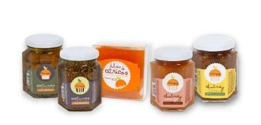 Caja de Olivas y Delicias taronginadolceria.com